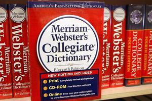 Οι λέξεις που επισκέφθηκαν οι χρήστες του λεξικού Merriam-Webster ... 8fbffec8d25