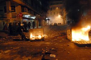 Οι μέρες οργής από την δολοφονία Γρηγορόπουλου