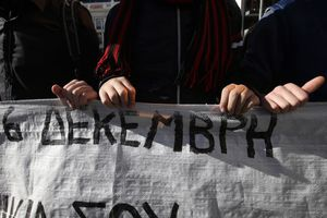 Ηρεμία στην πορεία για τον Γρηγορόπουλο στην Κρήτη