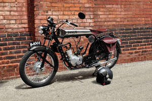 Αναβιώνει μετά από έναν αιώνα η Janus Motorcycles