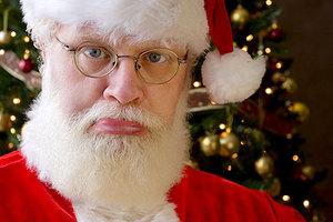 Αυτός ο Άγιος Βασίλης ήταν σκέτη λέρα