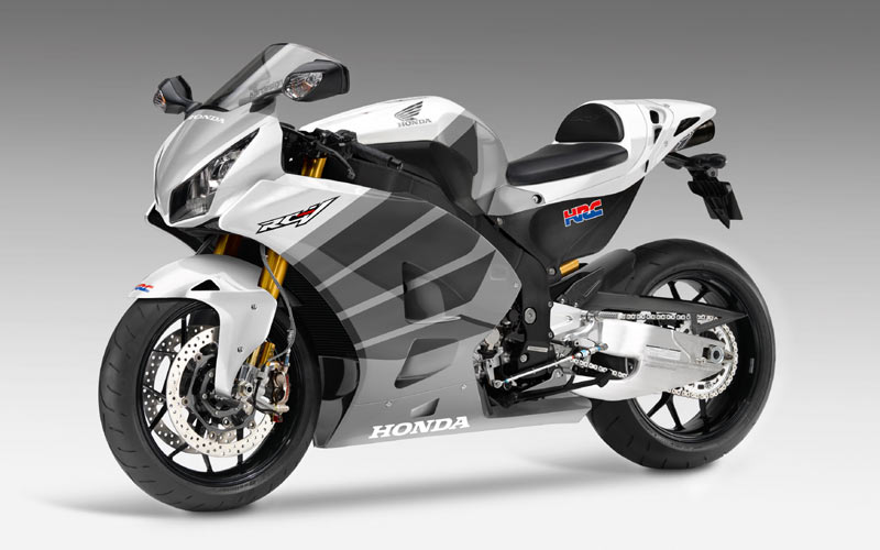 Honda RCV Road Bike