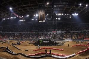 Ξεκινά το Monster Energy Athens Supercross