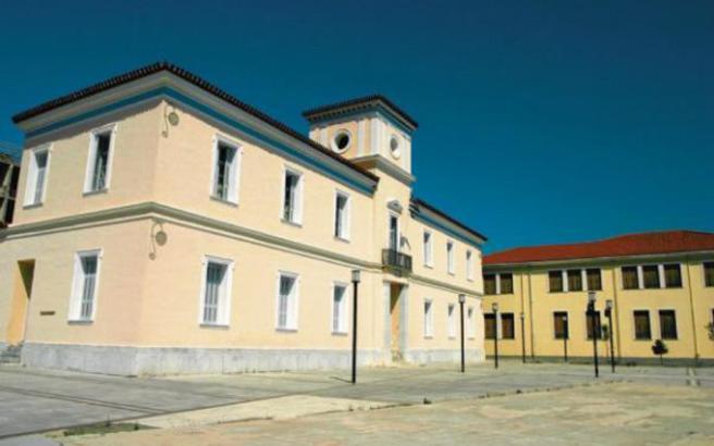 Ξεκίνησαν οι εργασίες στο παλαιό Παρθεναγωγείο Γυθείου
