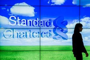 Ζημία 327 εκατ. δολαρίων για την Standard Chartered