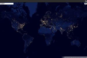 Η «νυχτερινή» έκδοση του Google Maps