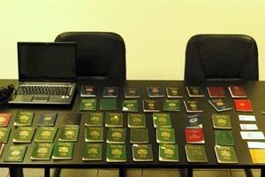 Χιλιάδες μη συμπληρωμένα διαβατήρια διαθέτει το ISIS
