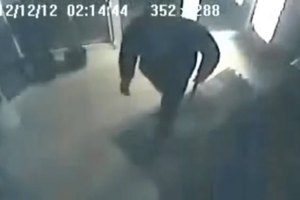 Διαρρήκτης «χτύπησε» σε πιτσαρία στο Ηράκλειο