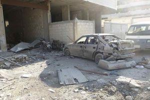 Πυρά από όλμους δέχθηκε η ρωσική πρεσβεία στη Δαμασκό