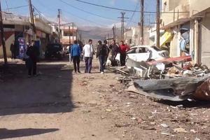 Στους 40 οι νεκροί από την έκρηξη σε αποθήκη πυρομαχικών στη Χομς