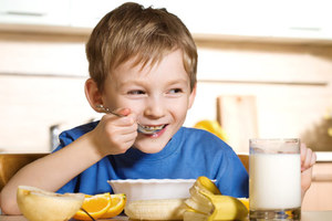 Η σωστή διατροφή για το παιδί