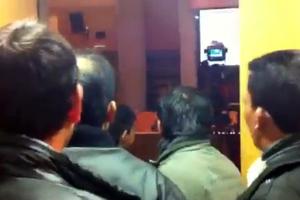 Εισβολή μικροπωλητών στο δημαρχείο Θεσσαλονίκης