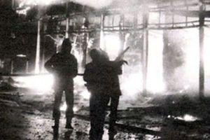 Όταν το Μινιόν κάηκε από τους τρομοκράτες