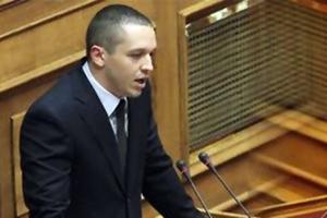 Η Βουλή αποφασίζει για το χαστούκι Κασιδιάρη στην Κανέλλη