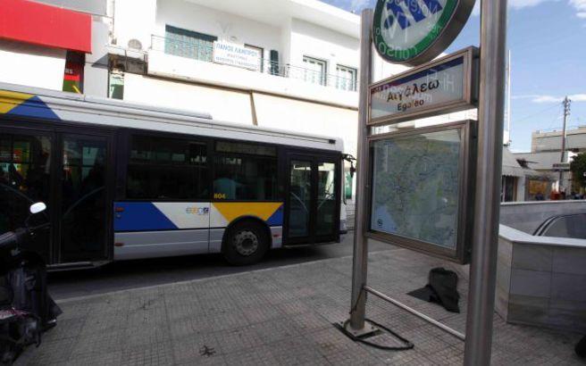 Τηλεφώνημα για βόμβα στον σταθμό του μετρό Αιγάλεω