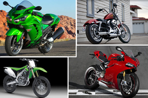 Οι καλύτερες μηχανές του 2012