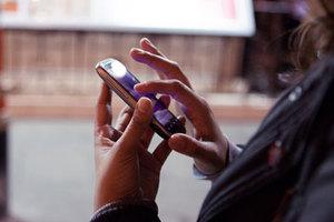 Η χρήση κινητών το 2012