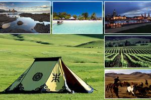 Οι καλύτεροι ταξιδιωτικοί προορισμοί του 2012