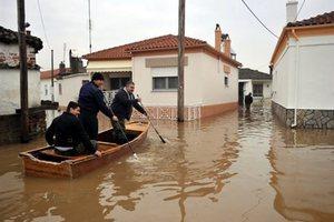 Κινητοποιείται ο στρατός για τις πλημμύρες στον Έβρο