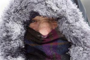 Τσουχτερό κρύο στη Βόρεια Ελλάδα