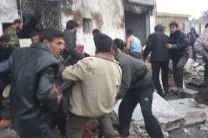 Λουτρό αίματος στη Συρία