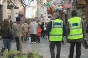 Σε εορταστικό «σαφάρι» οι ελεγκτές του ΣΔΟΕ