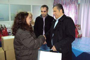 Τρόφιμα σε 300 οικογένειες διένειμε ο δήμος Αμαρουσίου