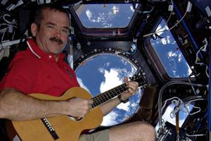 Το πρώτο «διαστημικό» τραγούδι είναι γεγονός