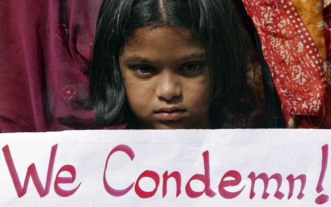 Οργή στην Ινδία για τον άγριο βιασμό βρέφους οκτώ μηνών από 28χρονο