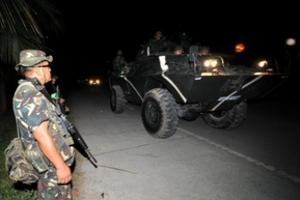 Έκρηξη βόμβας σε λεωφορείο στις Φιλιππίνες