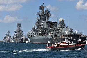 Η Μόσχα στέλνει πολεμικά πλοία στη Συρία