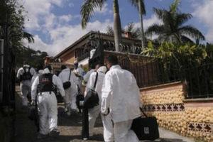 Σφαγή σε εξοχική κατοικία στην Κολομβία
