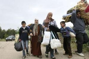 «Ασφυκτιά» από σύρους πρόσφυγες η Ιορδανία