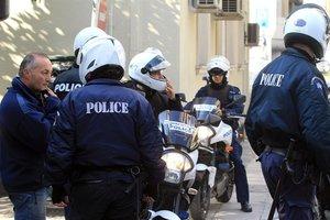 Εντατικοποίηση ελέγχων από τις αστυνομικές αρχές