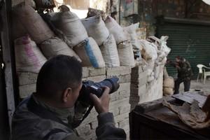 Ένας «Σαμουράι» στην εμπόλεμη ζώνη της Συρίας