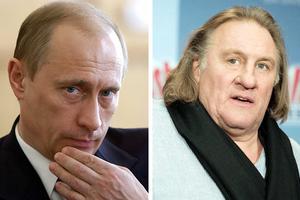 Ο Πούτιν παραχώρησε τη ρωσική υπηκοότητα στον Ντεπαρντιέ