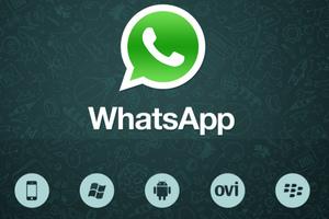 Νέο ρεκόρ μηνυμάτων στο WhatsApp