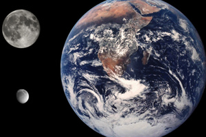 Η NASA σχεδιάζει να θέσει αστεροειδή σε τροχιά γύρω από τη Σελήνη