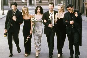 Οι έξι πριν γίνουν... «Φιλαράκια»