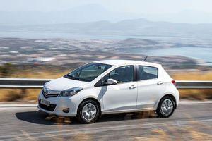 Η Toyota έφτασε τα 500.000 υβριδικά στην Ευρώπη