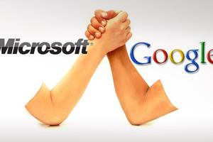Συνεχίζεται η κόντρα Google - Microsoft
