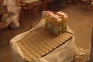 Έκλεψαν τρόφιμα από πολύτεκνους στις Σέρρες