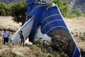 Αυλαία στην αεροπορική τραγωδία της «Ήλιος»