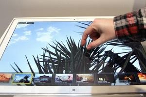 Tablet 20 ιντσών από την Panasonic