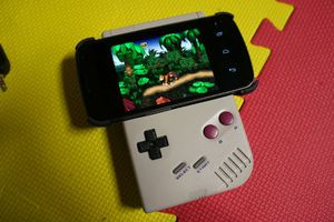 Το κλασικό Game Boy γίνεται χειριστήριο Android