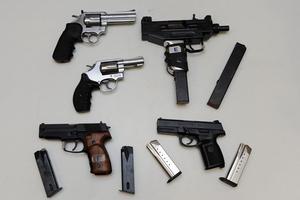 Το DNA του 29χρονου σε όπλα που είχαν βρεθεί το 2011