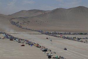 Το Ράλι Ντακάρ περνά στη Χιλή