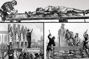 Οι φρικιαστικότερες εφευρέσεις βασανιστηρίων