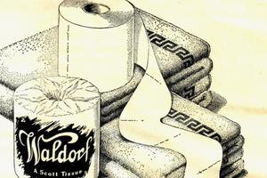 Η -ένδοξη- ιστορία του χαρτιού τουαλέτας
