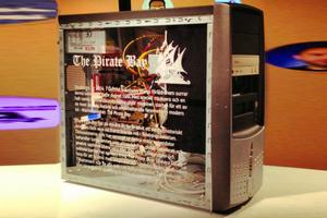Το Pirate Bay «μπήκε» στο μουσείο